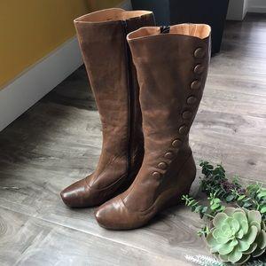 MIZ MOOZ leather Ferguson boots - Size 7.5